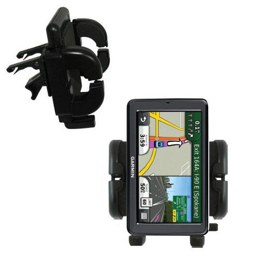 Vent Swivel Car Auto Holder Mount compatible with the Garmin Nuvi 3550