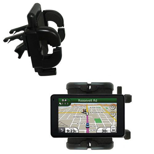 Vent Swivel Car Auto Holder Mount compatible with the Garmin Nuvi 3750