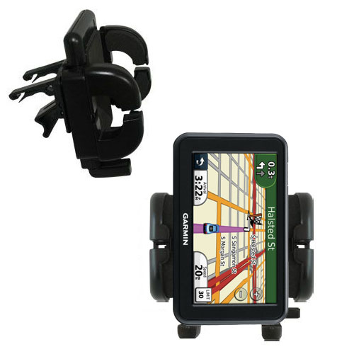 Vent Swivel Car Auto Holder Mount compatible with the Garmin Nuvi 40 40LM