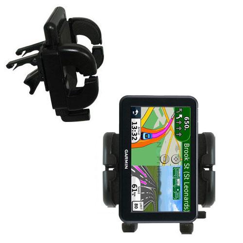 Vent Swivel Car Auto Holder Mount compatible with the Garmin nuvi 52 / nuvi 54