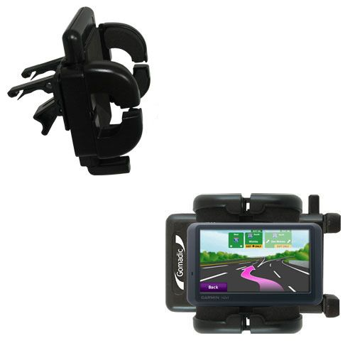 Vent Swivel Car Auto Holder Mount compatible with the Garmin Nuvi 755T