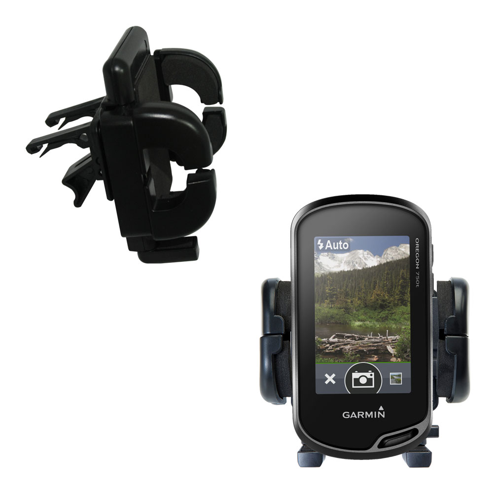 Vent Swivel Car Auto Holder Mount compatible with the Garmin Oregon 700