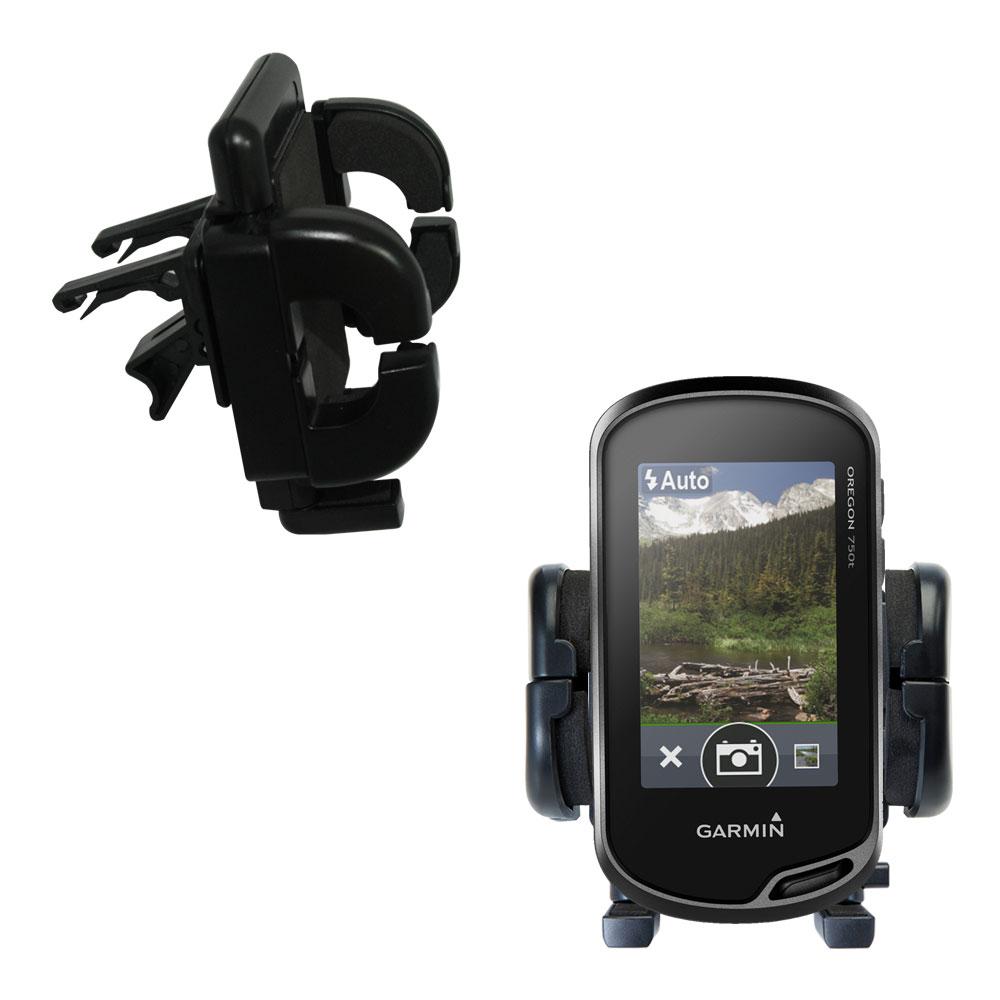 Vent Swivel Car Auto Holder Mount compatible with the Garmin Oregon 750 / 750t