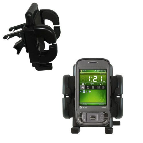 Vent Swivel Car Auto Holder Mount compatible with the HTC 8925