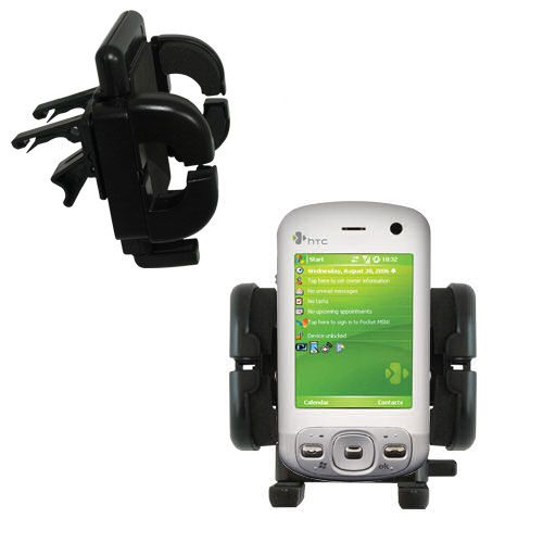 Vent Swivel Car Auto Holder Mount compatible with the HTC Artemis