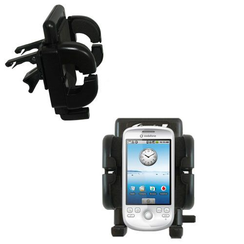 Vent Swivel Car Auto Holder Mount compatible with the HTC Click