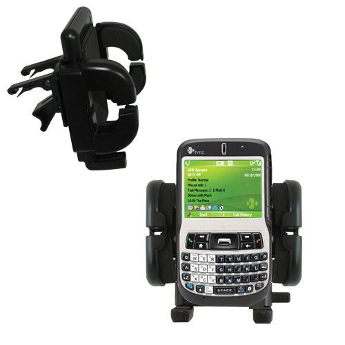 Vent Swivel Car Auto Holder Mount compatible with the HTC Dash