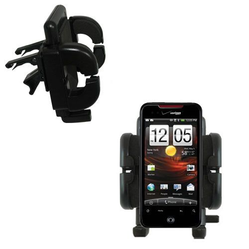 Vent Swivel Car Auto Holder Mount compatible with the HTC DROID Incredible