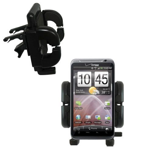 Vent Swivel Car Auto Holder Mount compatible with the HTC Droid Thunderbolt
