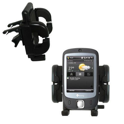 Vent Swivel Car Auto Holder Mount compatible with the HTC ELF