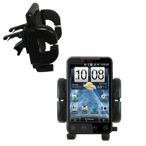 Vent Swivel Car Auto Holder Mount compatible with the HTC EVO 4G