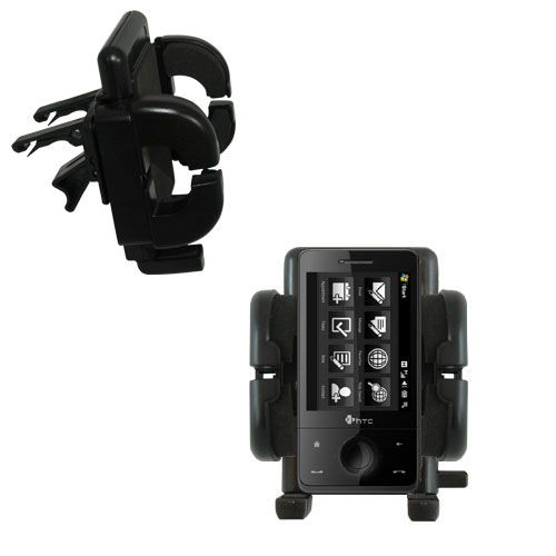 Vent Swivel Car Auto Holder Mount compatible with the HTC FUSE