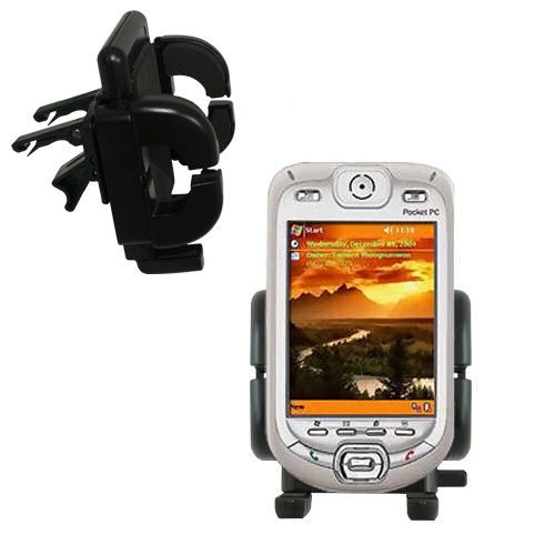 Vent Swivel Car Auto Holder Mount compatible with the HTC Harrier Smartphone