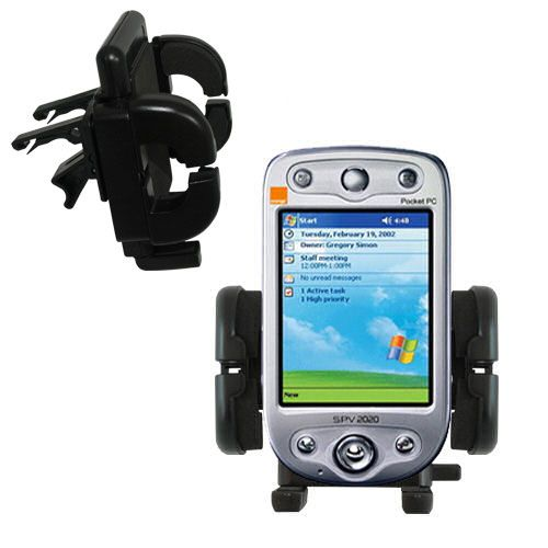 Vent Swivel Car Auto Holder Mount compatible with the HTC Himalaya