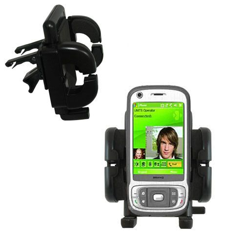 Vent Swivel Car Auto Holder Mount compatible with the HTC Kaiser