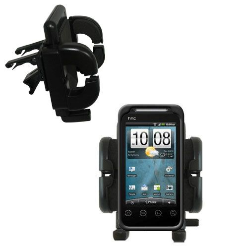 Vent Swivel Car Auto Holder Mount compatible with the HTC Knight
