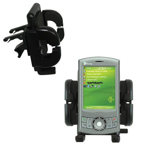 Vent Swivel Car Auto Holder Mount compatible with the HTC P3300