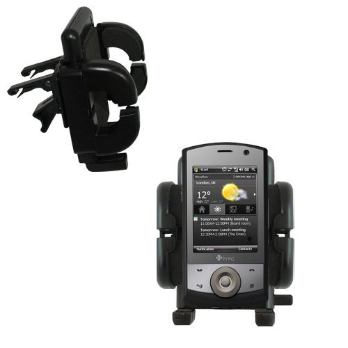 Vent Swivel Car Auto Holder Mount compatible with the HTC Polaris