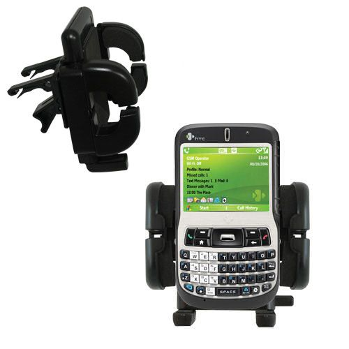 Vent Swivel Car Auto Holder Mount compatible with the HTC S620 S620c