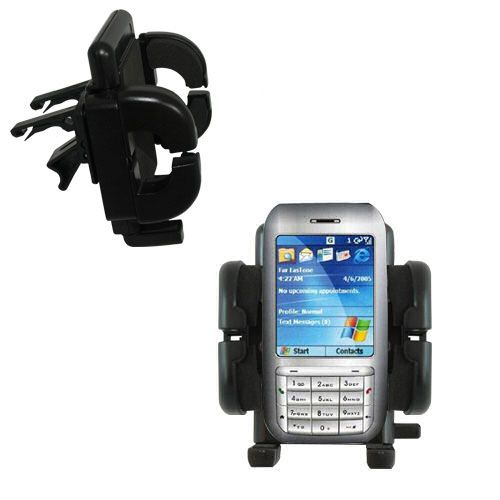 Vent Swivel Car Auto Holder Mount compatible with the HTC S710