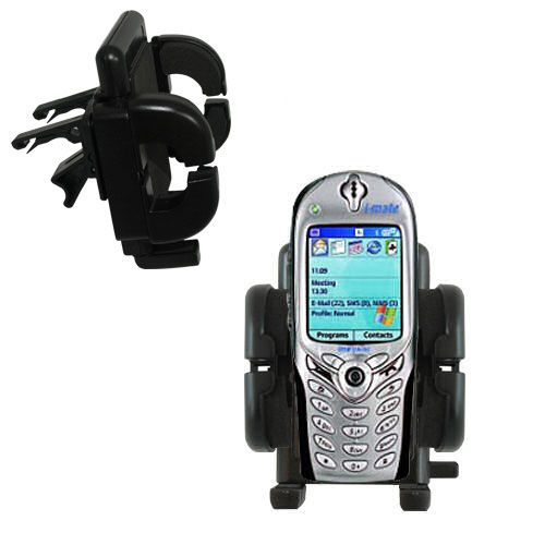 Vent Swivel Car Auto Holder Mount compatible with the HTC Tanager Smartphone