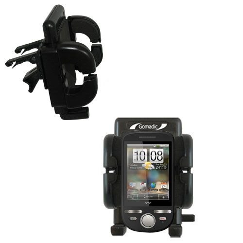 Vent Swivel Car Auto Holder Mount compatible with the HTC Tattoo