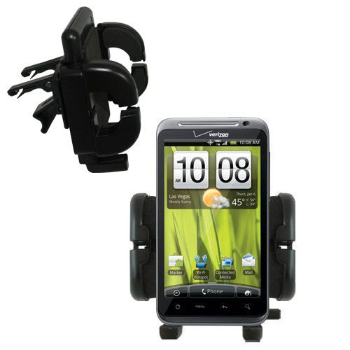 Vent Swivel Car Auto Holder Mount compatible with the HTC Thunderbolt