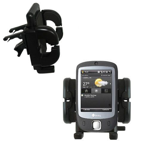 Vent Swivel Car Auto Holder Mount compatible with the HTC Touch
