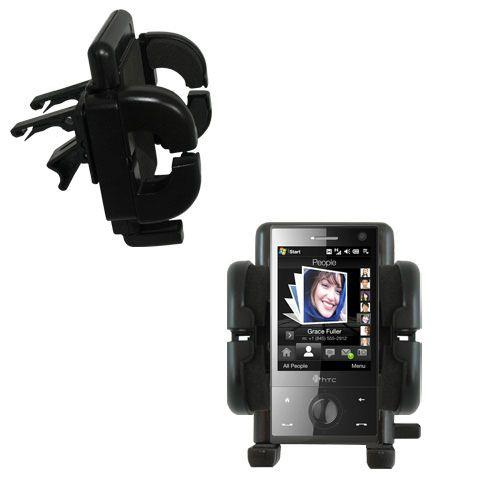 Vent Swivel Car Auto Holder Mount compatible with the HTC Touch Diamond