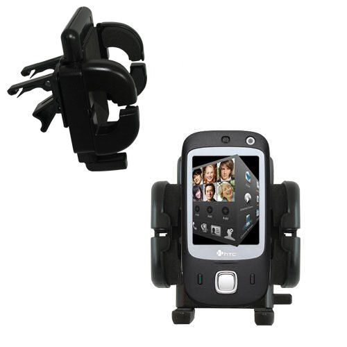 Vent Swivel Car Auto Holder Mount compatible with the HTC Touch Dual