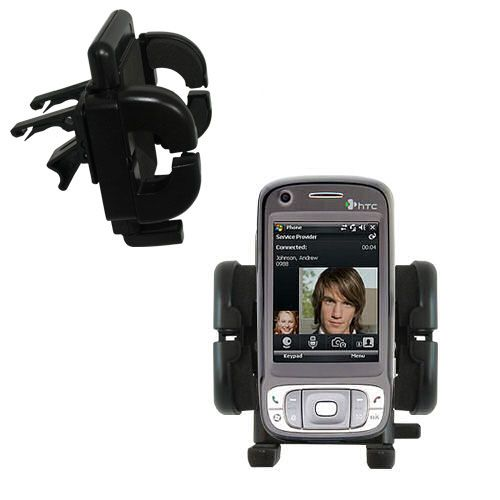 Vent Swivel Car Auto Holder Mount compatible with the HTC TyTN II