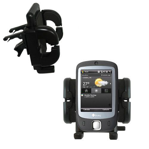 Vent Swivel Car Auto Holder Mount compatible with the HTC VOGUE