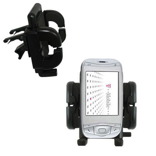 Vent Swivel Car Auto Holder Mount compatible with the HTC Wizard