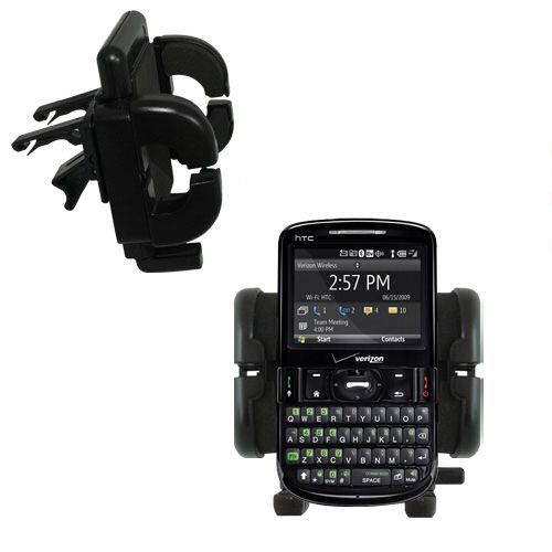 Vent Swivel Car Auto Holder Mount compatible with the HTC XV6175