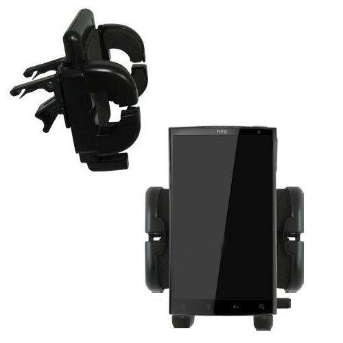 Vent Swivel Car Auto Holder Mount compatible with the HTC Zeta