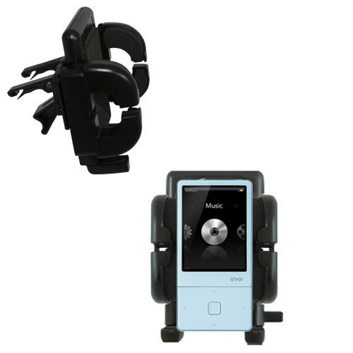Vent Swivel Car Auto Holder Mount compatible with the iRiver E300