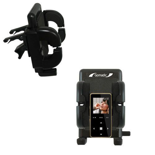 Vent Swivel Car Auto Holder Mount compatible with the Jens of Sweden MP-400