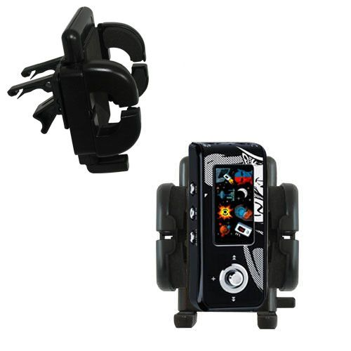 Vent Swivel Car Auto Holder Mount compatible with the Jens of Sweden MP-X
