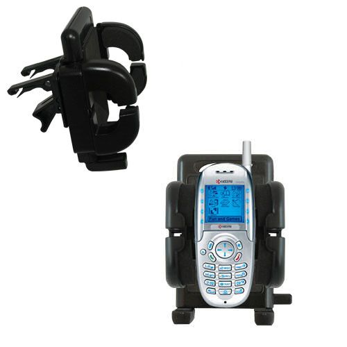 Vent Swivel Car Auto Holder Mount compatible with the Kyocera 3225