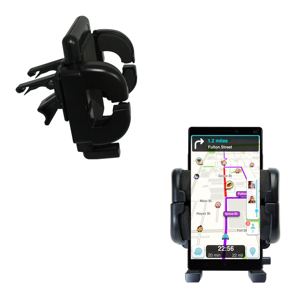 Vent Swivel Car Auto Holder Mount compatible with the Lenovo VIBE Z2