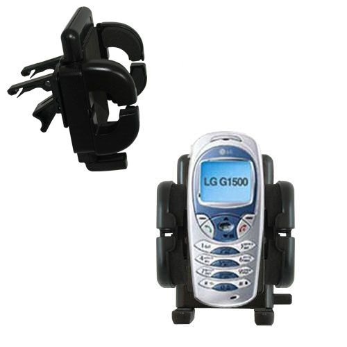 Vent Swivel Car Auto Holder Mount compatible with the LG 1500