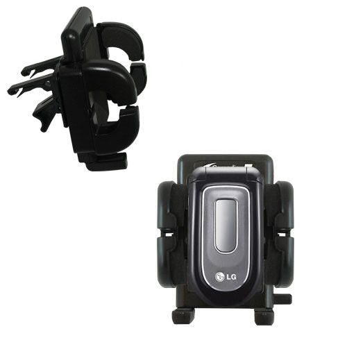 Vent Swivel Car Auto Holder Mount compatible with the LG 3450
