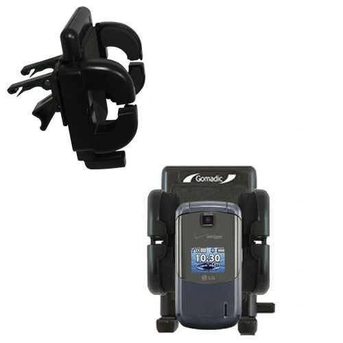 Vent Swivel Car Auto Holder Mount compatible with the LG Accolade