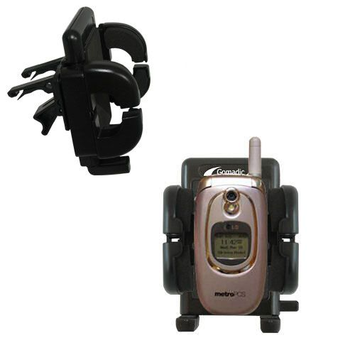 Vent Swivel Car Auto Holder Mount compatible with the LG AX-4270