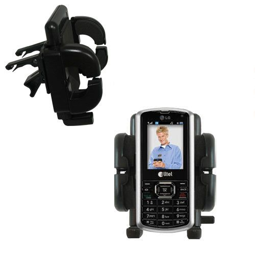 Vent Swivel Car Auto Holder Mount compatible with the LG AX265