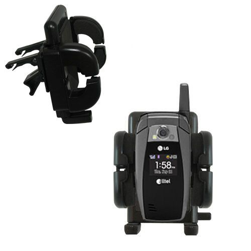 Vent Swivel Car Auto Holder Mount compatible with the LG AX355