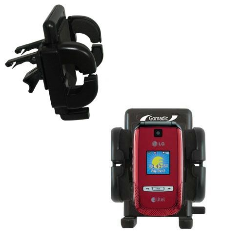 Vent Swivel Car Auto Holder Mount compatible with the LG AX500
