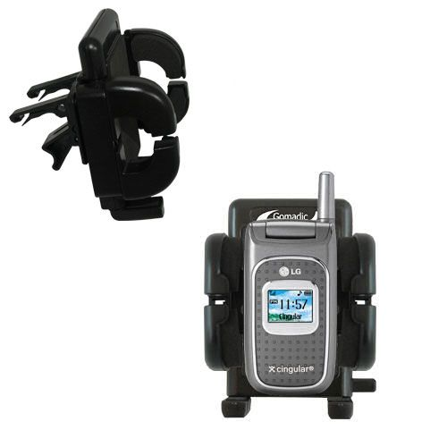 Vent Swivel Car Auto Holder Mount compatible with the LG C1500