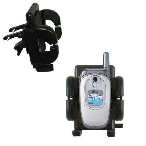 Vent Swivel Car Auto Holder Mount compatible with the LG C2000