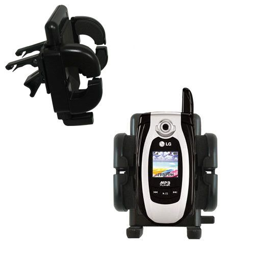 Vent Swivel Car Auto Holder Mount compatible with the LG CE 500